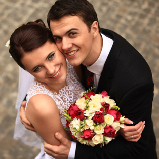 Wedding of Sergey and Ilona