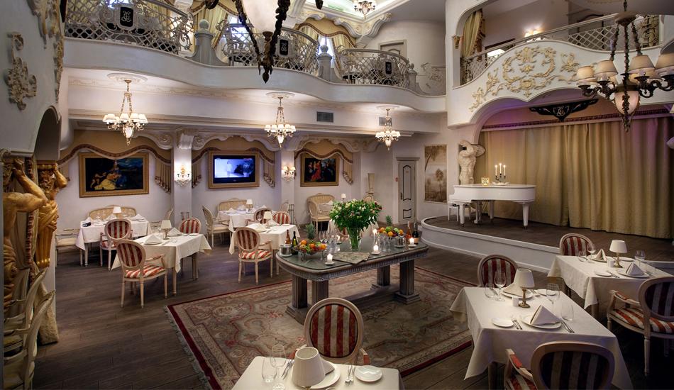 ресторан для корпоратива в Киеве
