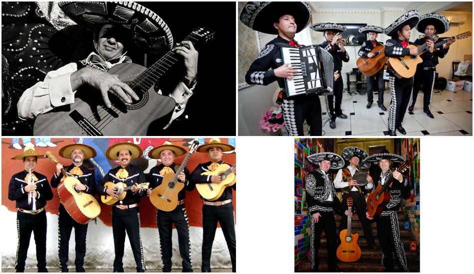 Поздравление с 8 Марта от Мексиканцев