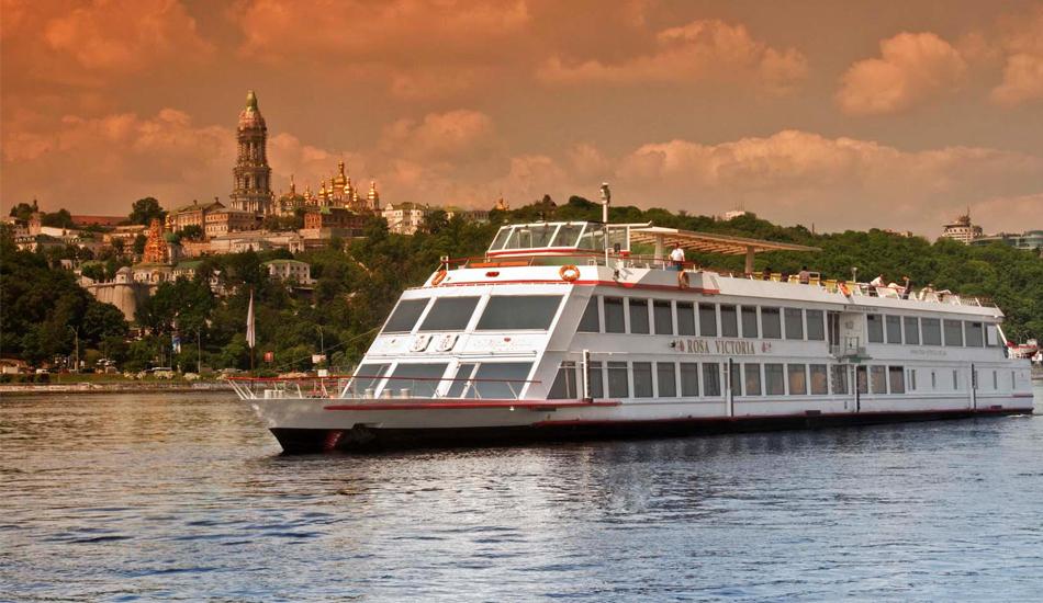 провести корпоративный отдых в Киеве