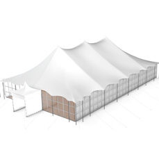 Tents and Podiums
