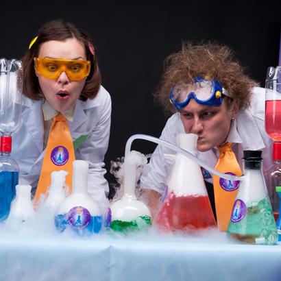 научное шоу для детей в Киеве
