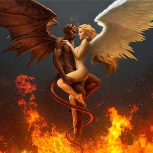 Корпоратив «Ангелы и Демоны»