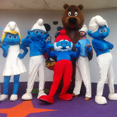 Ростовые куклы в Киеве